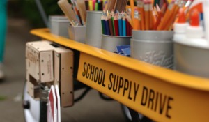 KGW School Supply Drive 2018